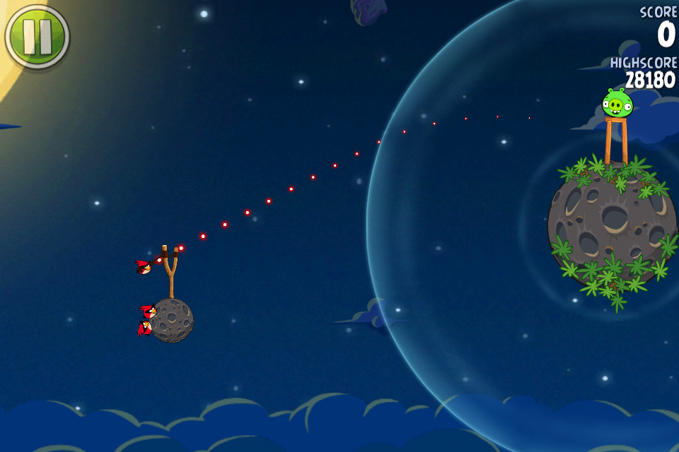 Archive: Angry Birds Space