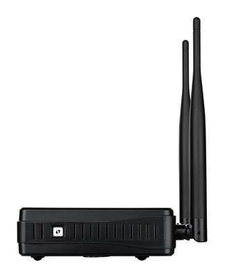 D-Link ADSL2+ 2750U Product Side