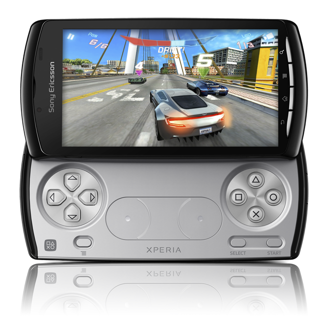 Xperia PLAY_Black_screen1