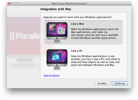 Integration With Mac