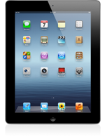 iPad 2012 Black