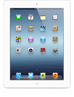 iPad 2012 White