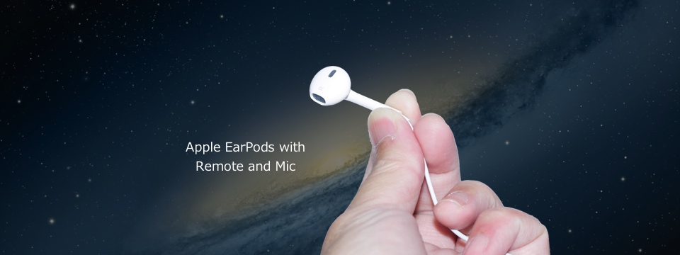 Unboxing Apple EarPods with Remote and Mic