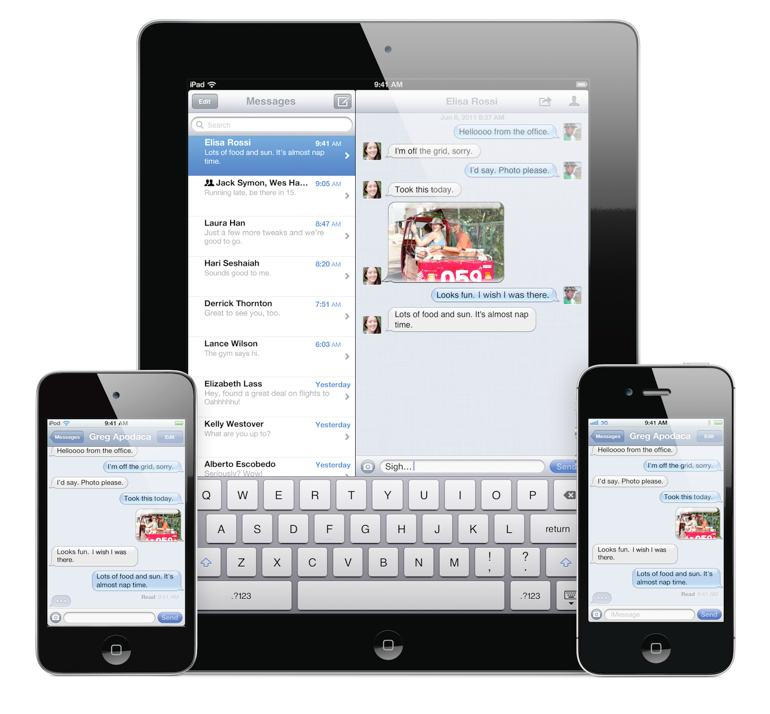 how to get spelling when sending sms on iphone