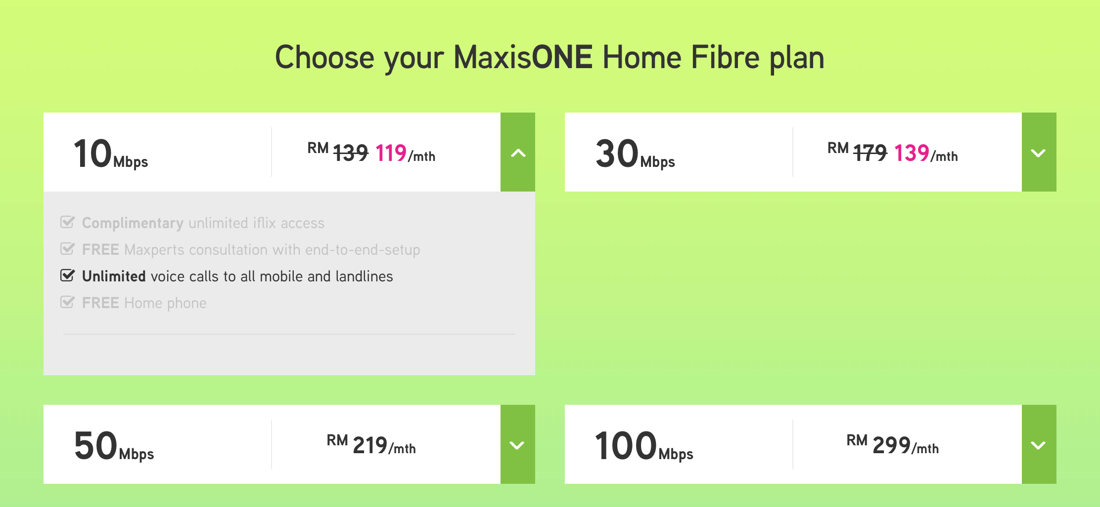 MaxisONE Home Fibre — installed   This Beast @-,—`—